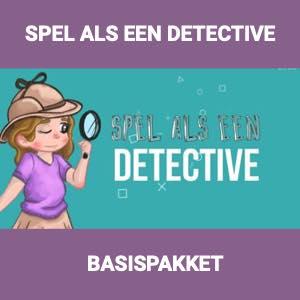 spel als een detective basispakket