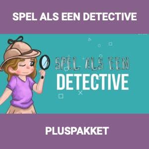 spel als een detective pluspakket